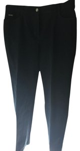 St. John Jean Relaxed Pants Black