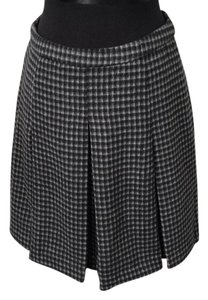 Romeo & Juliet Couture Skirt Grey/Black