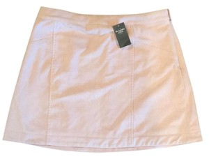Abercrombie & Fitch Mini Skirt Pale pink