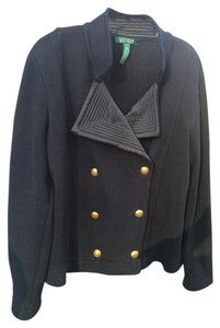 Ralph Lauren Military Knit Military Jacket