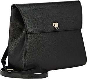 Valextra Like New Travel Cross Body Bag