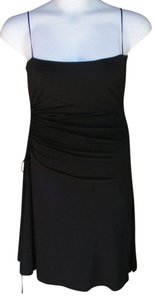 Elie Tahari Drawstring Lbd Date Dress