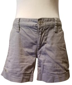 Old Navy Cuffed Shorts Grey