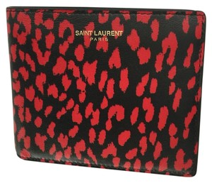 Saint Laurent Nwt Baby Cat Wallet