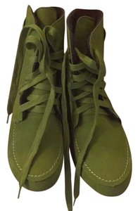 Fhasion MF Green Boots