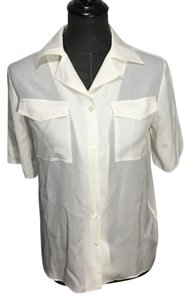 10 Crosby Derek Lam Button Down Shirt
