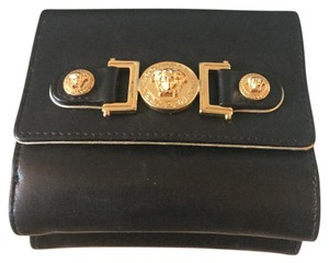 Versace Signature Continental Wallet