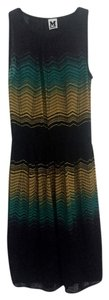 Missoni M Black Dress