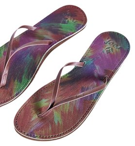 Reef multicolor Sandals
