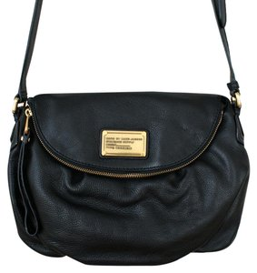 Marc by Marc Jacobs Leather Fold Over Cross Body Bag