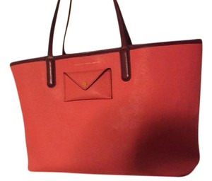 Marc Jacobs By Tote in Pink