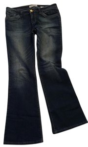 Baby Phat Flare Leg Jeans-Distressed