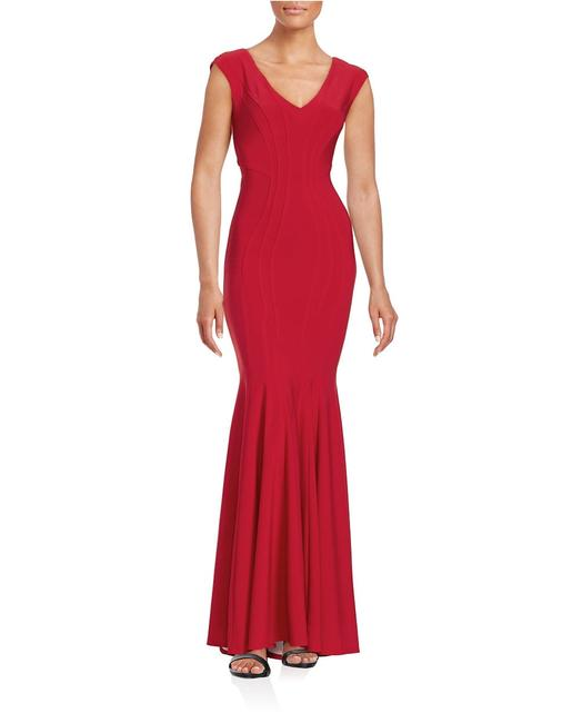 Betsy & Adam Gown Wedding Guest Dress Image 1