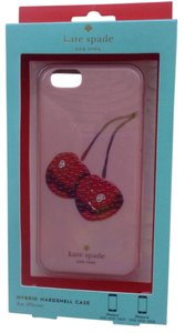Kate Spade Kate Spade Embellished Cherry Hybrid Hardshell iPhone 6/6S Case