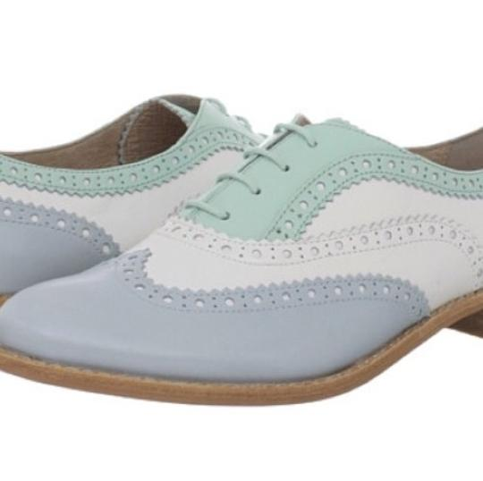 Sam Edelman Mint and white Flats Image 1