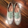Sam Edelman Mint and white Flats Image 4