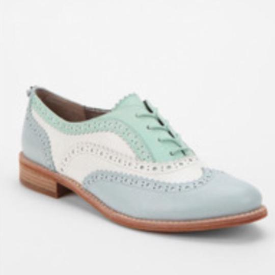 Sam Edelman Mint and white Flats Image 7