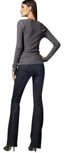 Citizens of Humanity Coh Kelly Sleek Dressy Boot Cut Jeans-Dark Rinse