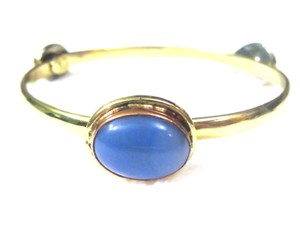 Dovajean FREE SHIPPING + Semi-Precious Stone Bangle
