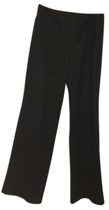 Banana Republic Wool Nylon Spandex Trouser Pants Black