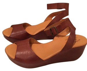 Kork-Ease Golden sand/light brown Sandals