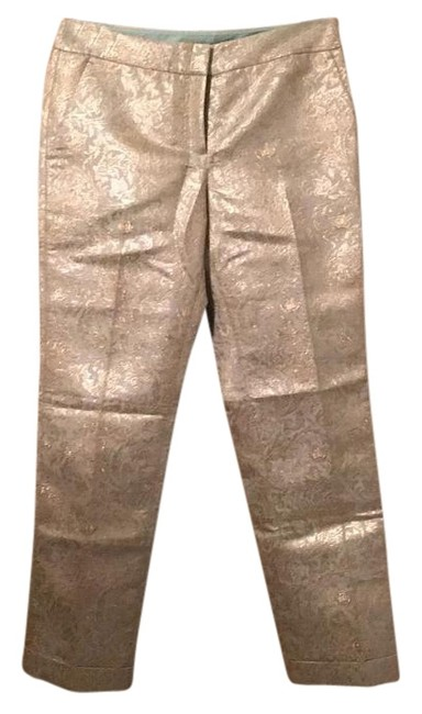 Item - Mint and Gold Pants Size 2 (XS, 26)