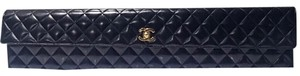 Chanel Rare Black Clutch