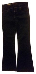 KUT from the Kloth Fit And Flare Leg Jeans-Dark Rinse