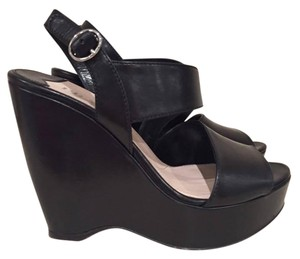 Prada Stiletto black Wedges