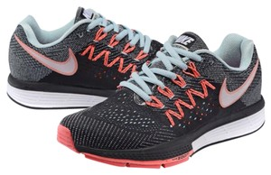 Nike Black/White/Hot Lava Athletic