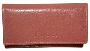 Gucci Mauve Key Chain Case