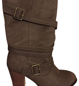 Apt. 9 Taupe Boots