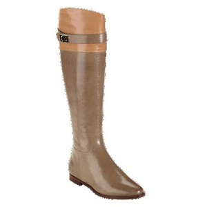 Cole Haan Equestrian Custom Straps Maple Sugar/Sand Boots