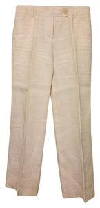 J.Crew Straight Pants Off White