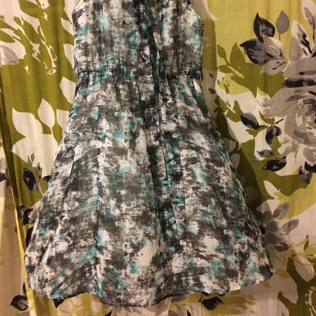 Modcloth short dress Teal, Black, White on Tradesy Image 1