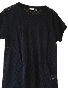DKNY Elegant Chic Camisole Included T Shirt black