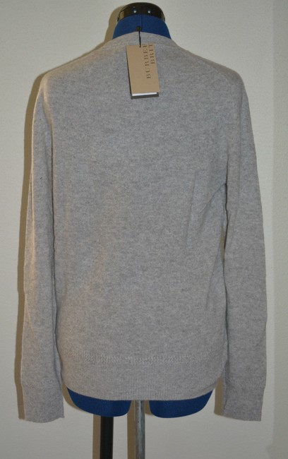Burberry Men's Cashmere Knight Sweater Image 3