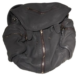 Alexander Wang Bny Leather Backpack