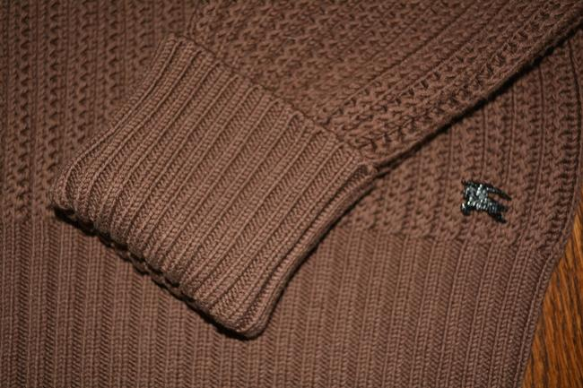 Burberry Men's Cashmere Wool Sweater Image 3