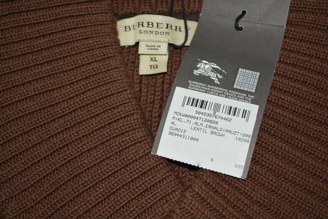 Burberry Men's Cashmere Wool Sweater Image 4