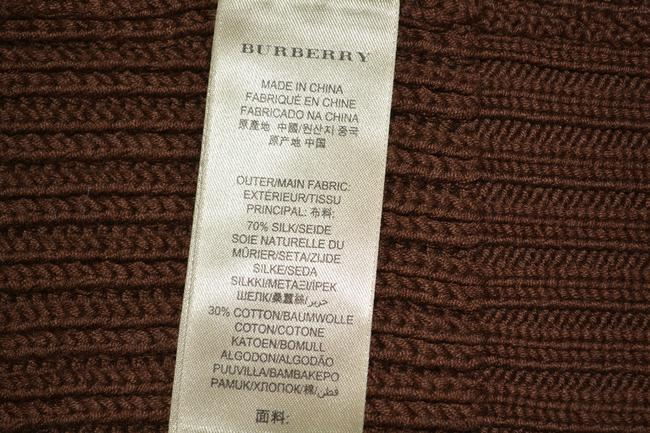Burberry Men's Cashmere Wool Sweater Image 7