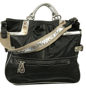 Tracy Reese Tote in black, silver