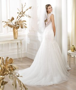 Pronovias Pronovias Lanice Wedding Dress Wedding Dress