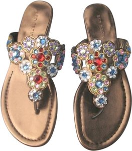 Ann Marino Multi Sandals