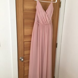 Jim Hjelm Occasions Soft Pink Bridesmaid Dress Dress