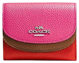 Coach Coach Dahlia Small Doubleflap Wallet syle number 53859