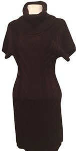 Calvin Klein short dress Brown on Tradesy