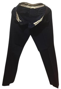 Theory Work Classic Straight Pants Navy