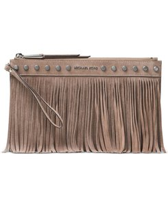 Michael Kors Michael Kors Billy Clutch Extra Large Fring NWT