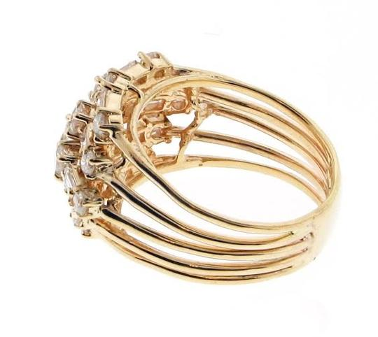 Other 1.66 Ct diamond & 14k yellow gold ring - right hand,engagement, wedding Wholesale